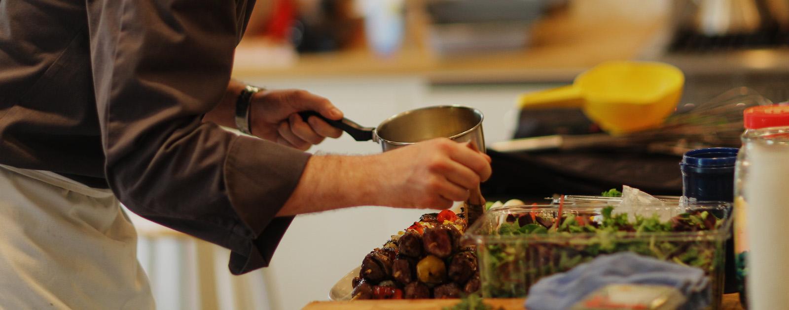 autor chef de cocina
